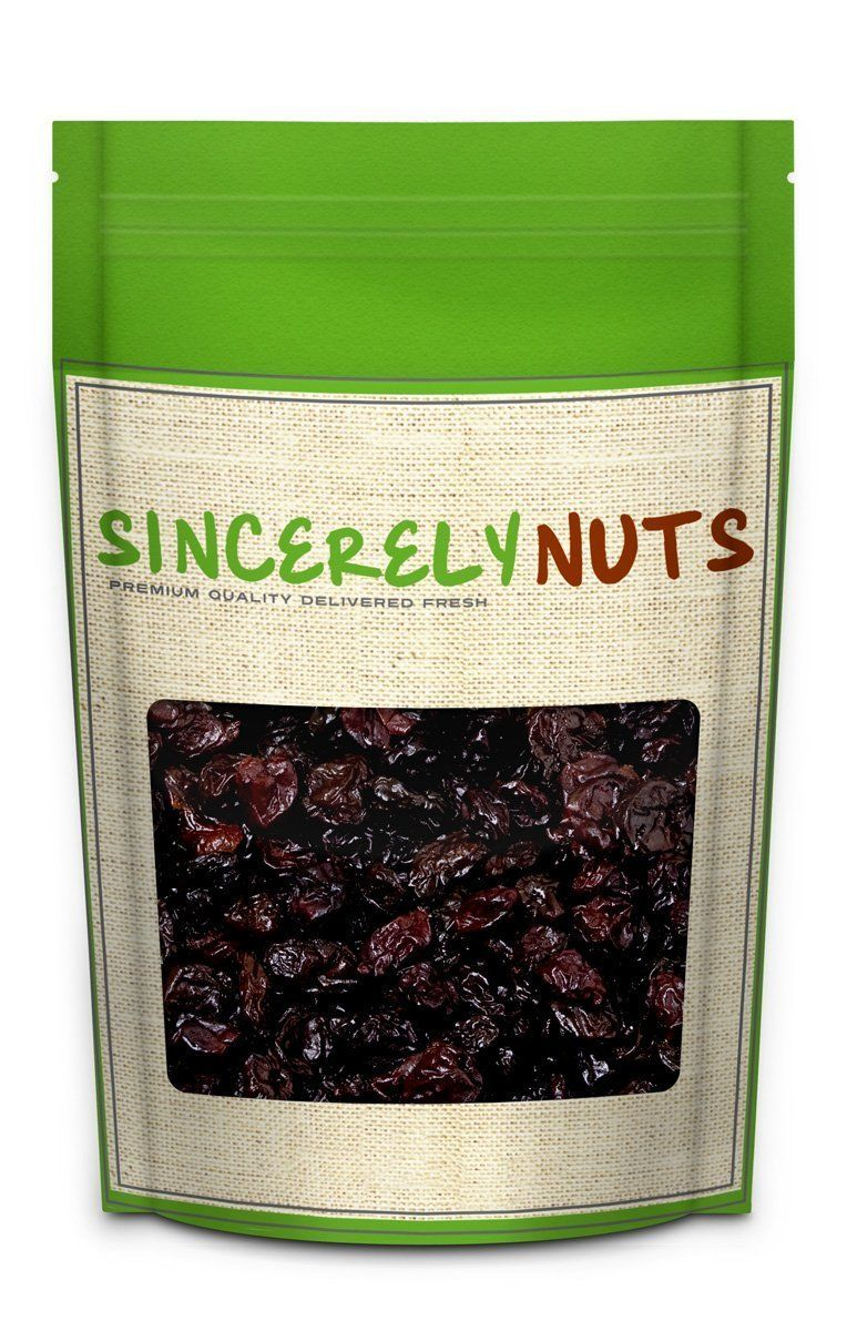 Sincerely Nuts Dried Cherries Sour Tart - Three (3) Lb. Bag -Finest Quality Cherries - Packed with Vitamins and Minerals - Guaranteed Freshness -Kosher Certified ^^ Don't get left behind, see this great product : Fresh Groceries