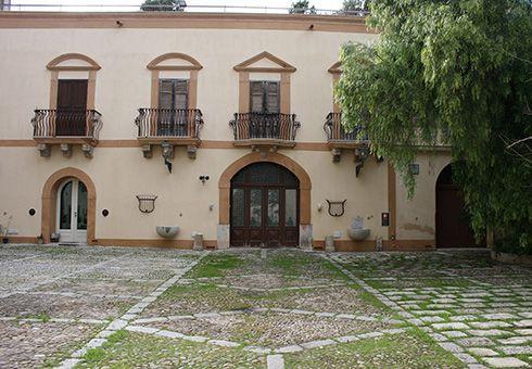 Villa Martorana Genuardi a Palermo, Sicilia