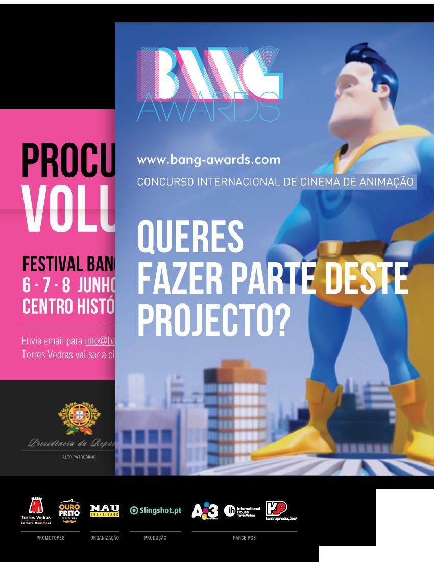 Bang Awards - Festival ‹ Portfolio ‹ Slingshot Comunicação e Multimédia