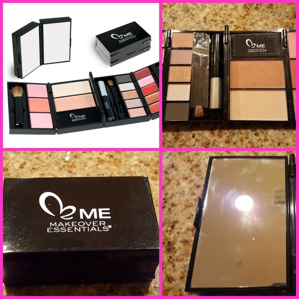 Makeover Essentials Beauty Diary Eye Lip Color Blush