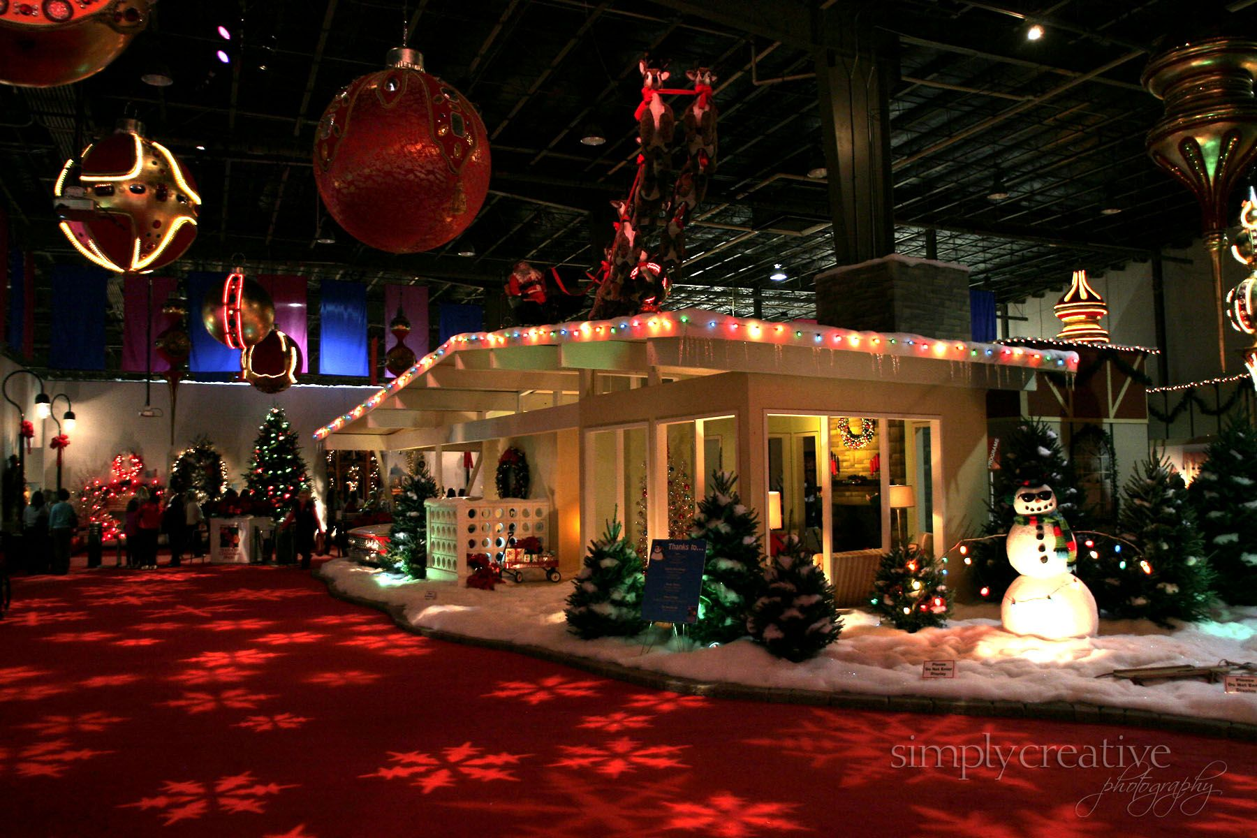 one of my most favorite events of the yearthe southern christmas show