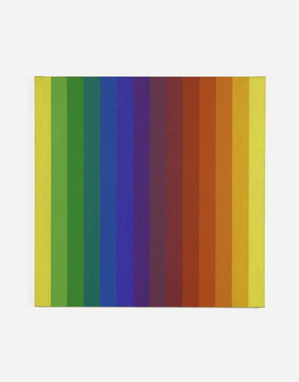 #jwbgraphic Spectrum 1953 Ellsworth Kelly. Art