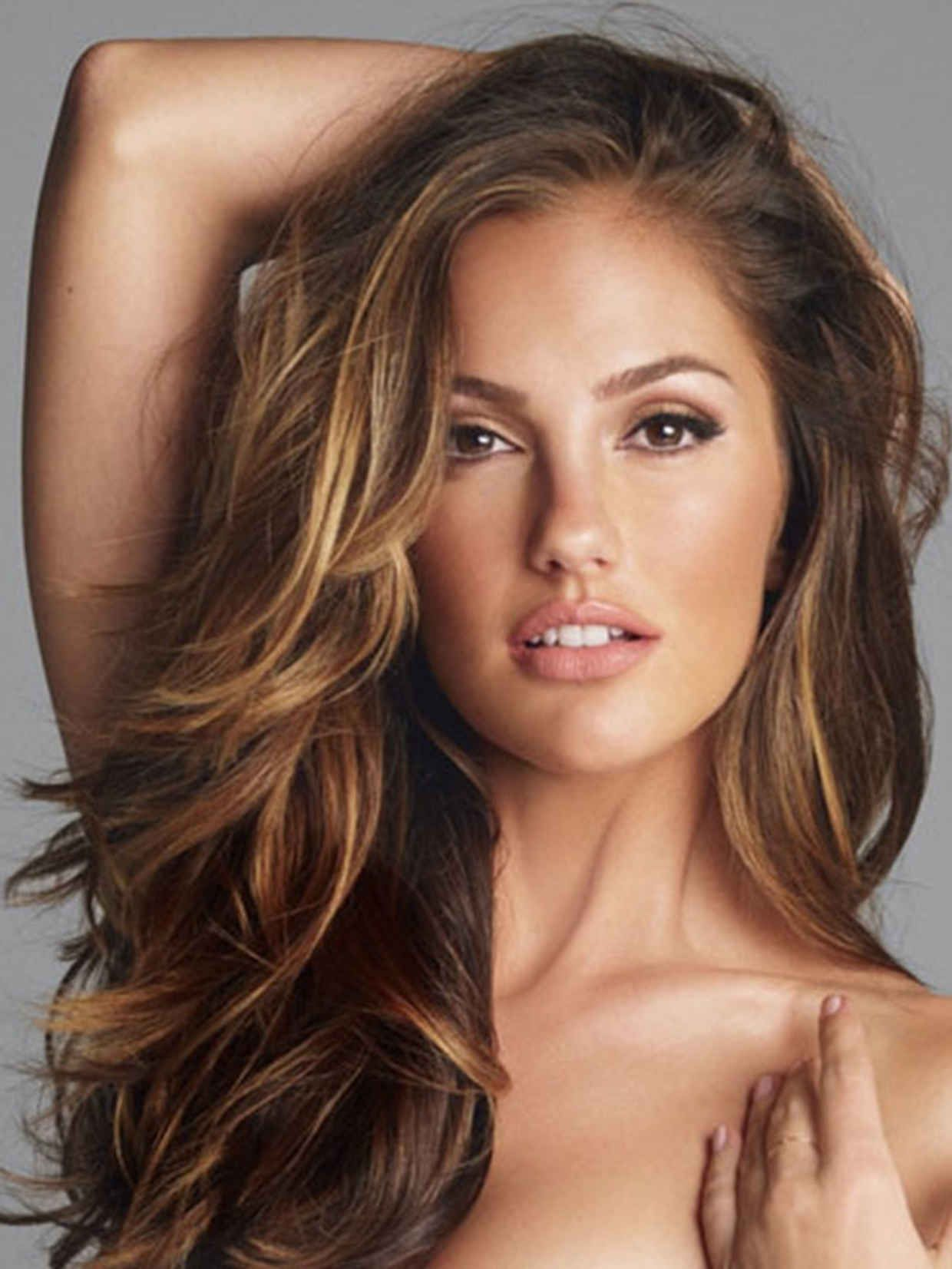 How To Make Brassy Damaged Hair Look Healthy Minka Kelly Glamour