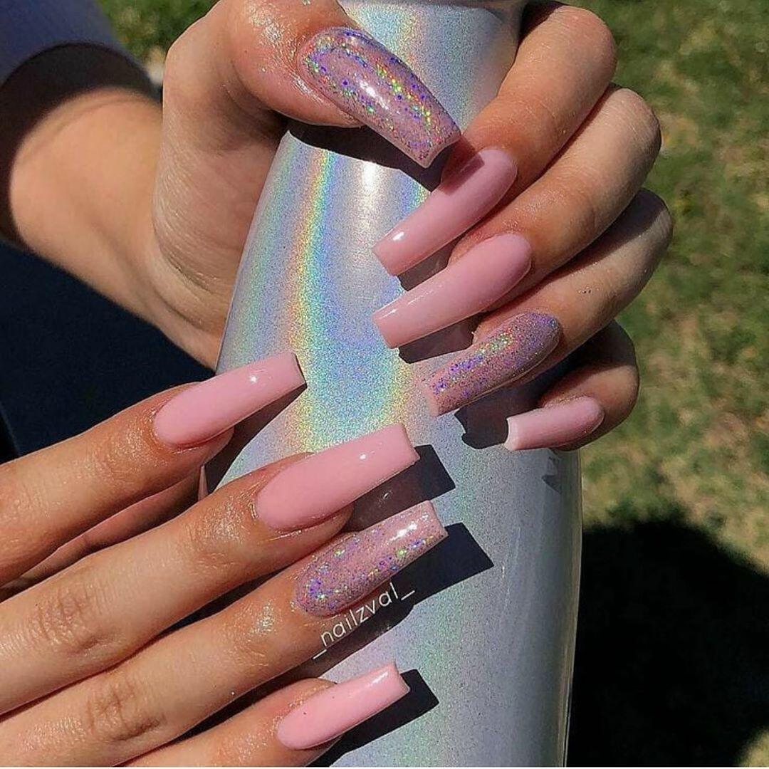 100 Spring Nail Art Designs For Women 2020 In 2020 Spring Break Nails Summer Acrylic Nails Broken Nails