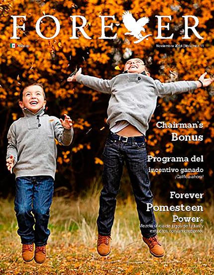 Boletín Forever   Noviembre 2014
