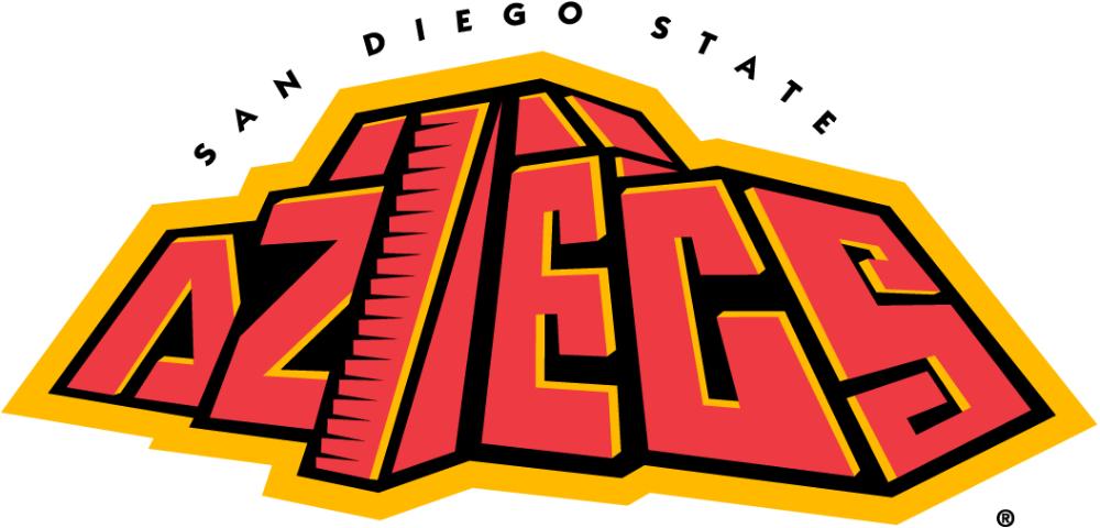 San Diego State Aztecs Alternate Logo (19972001) in