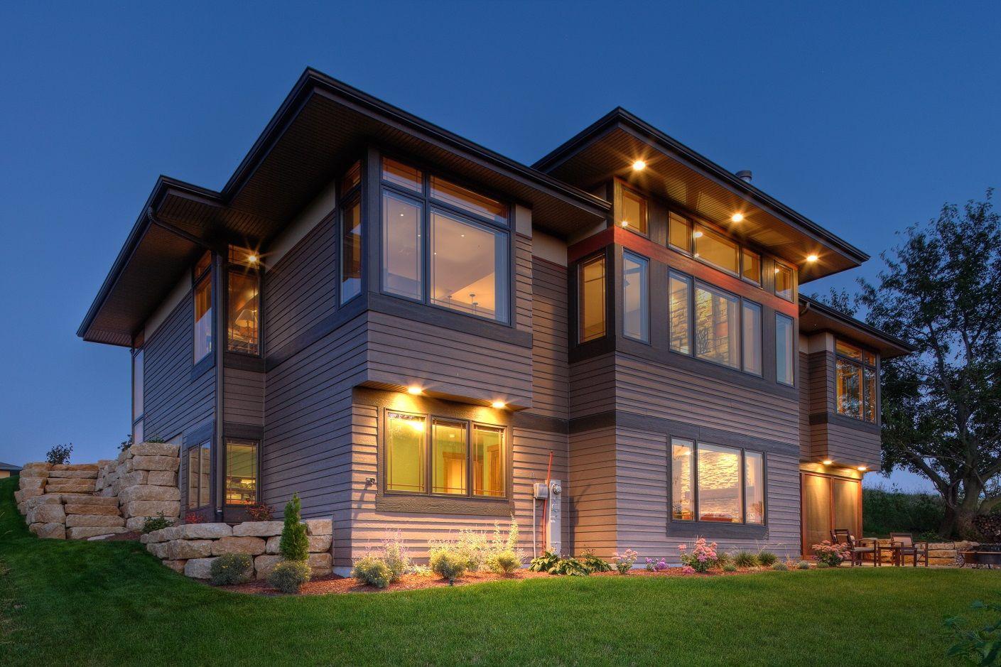 Modern Home Madison Residential Designer Udvari-solner