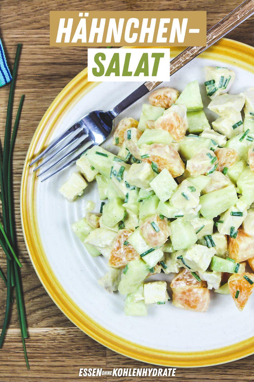 Rezepte zum Abnehmen mit Salat