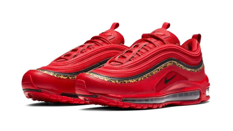Nike Air Max 97 Red Leopard Release Date | Nike air max ...
