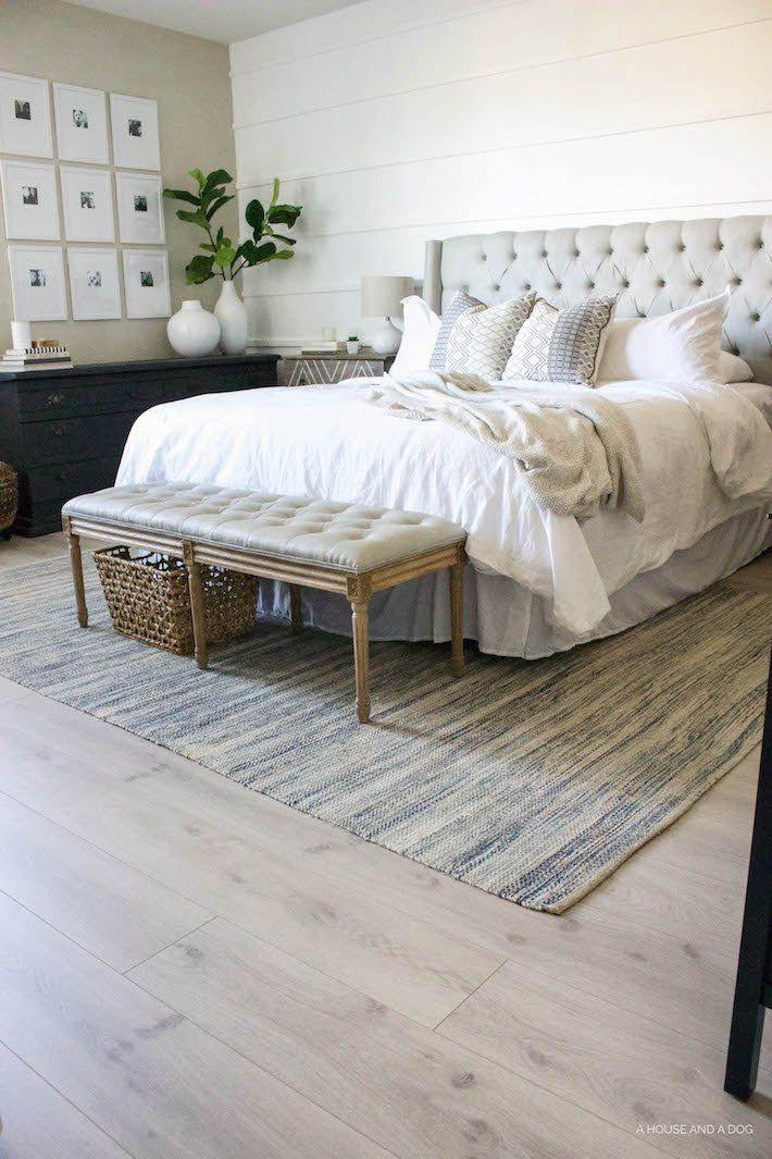 Pergo Flooring Our Master Bedroom Floors Modern Farmhouse