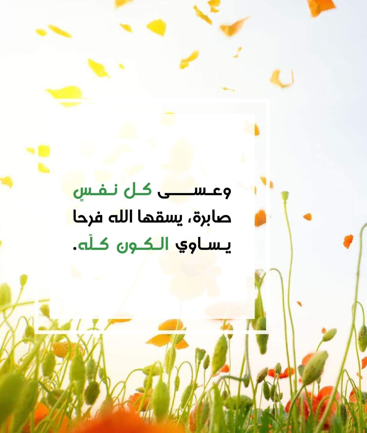 خواطر اسلامية بالصور Arabic Quotes Prayers Poster