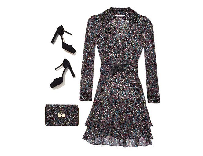 The Essential Catherine Dress World Of Dvf