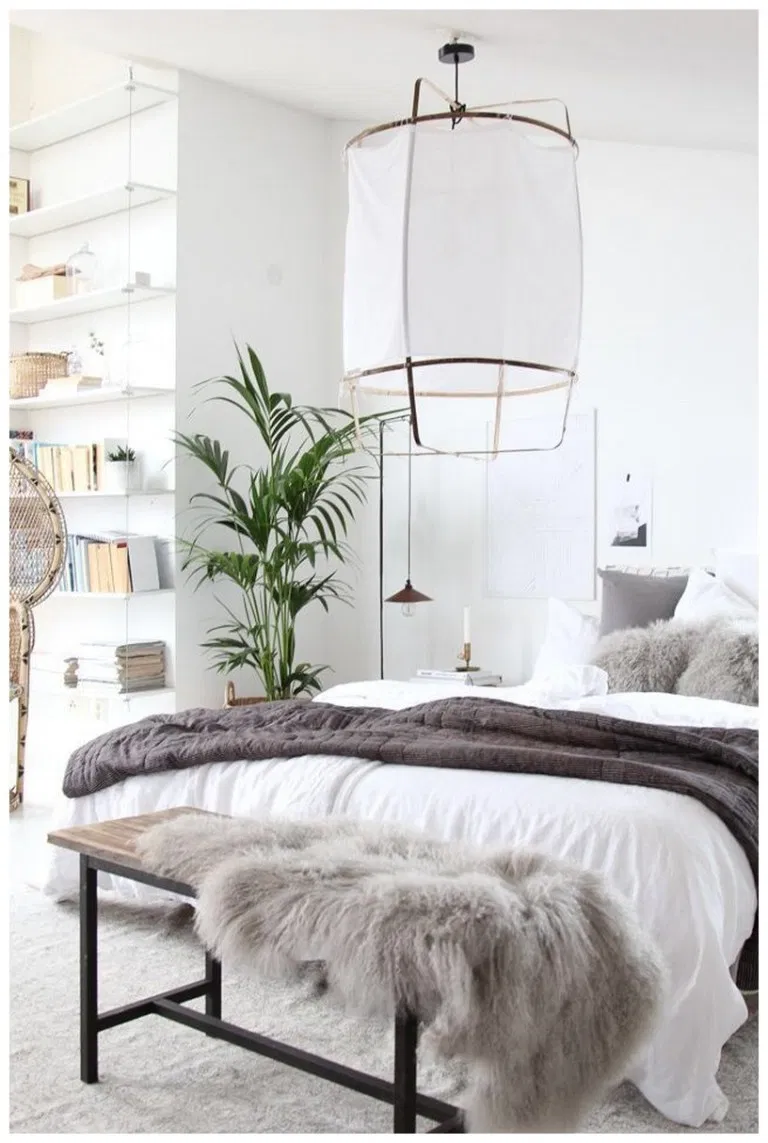 40 Grey And White Bedroom Ideas On A Budget Homedecorsidea Info Scandinavian Design Bedroom Scandinavian Bedroom Decor Home Bedroom