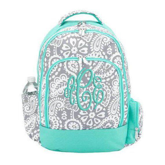 Monogram Backpack 10261f10dfba5