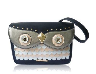 Anna Smith The Omani Owl purse