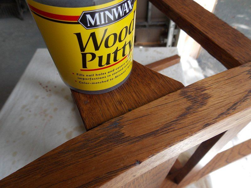 Wood Finishing How To Stain Wood Putty To Match Matching Wood Putty Swedish Putty Colored Putty Tinting Your Own Put Staining Wood Wood Putty Wood Repair