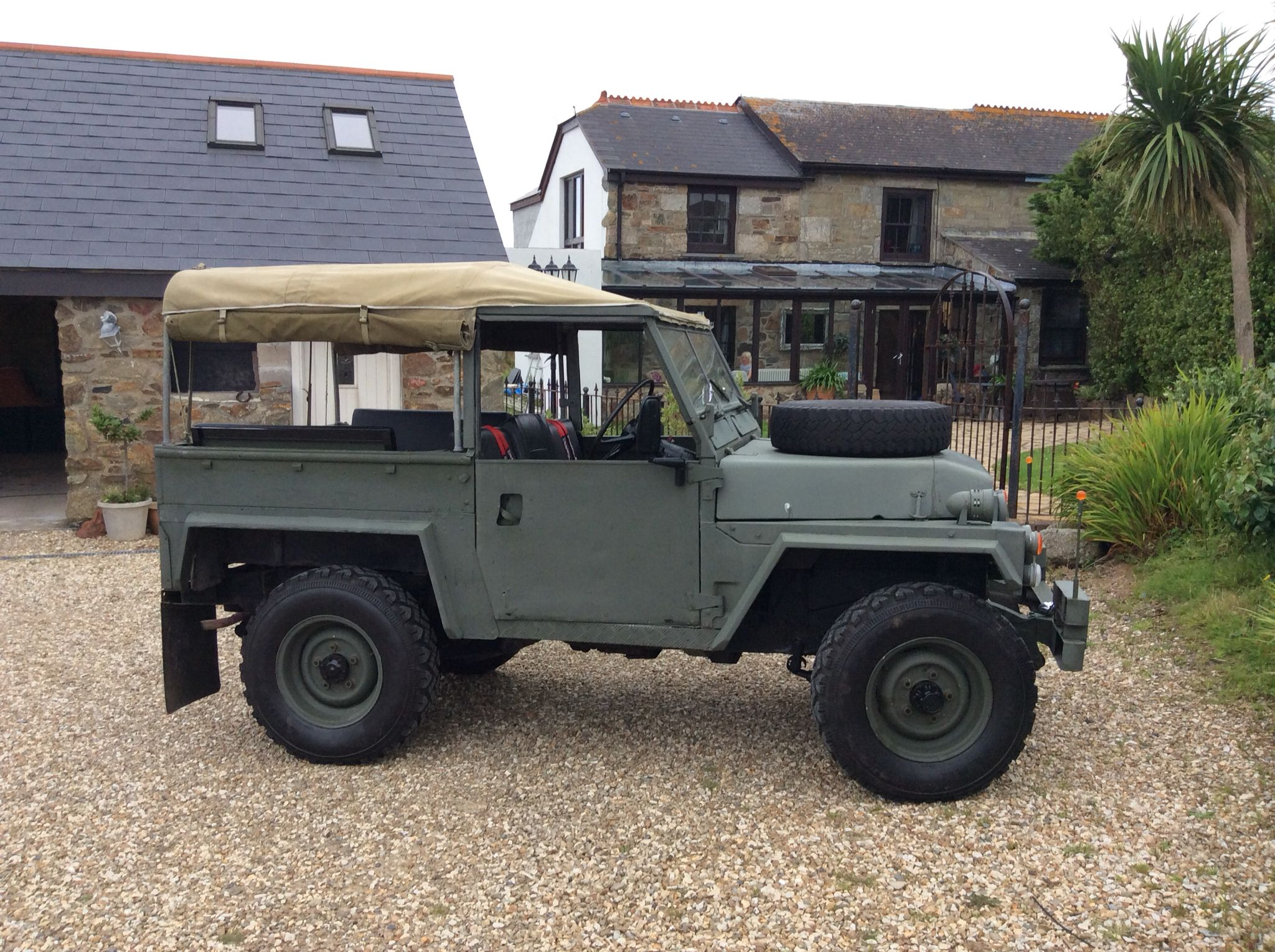 76 Lightweight Jeep Land Rover Series Land Rover Best 4x4