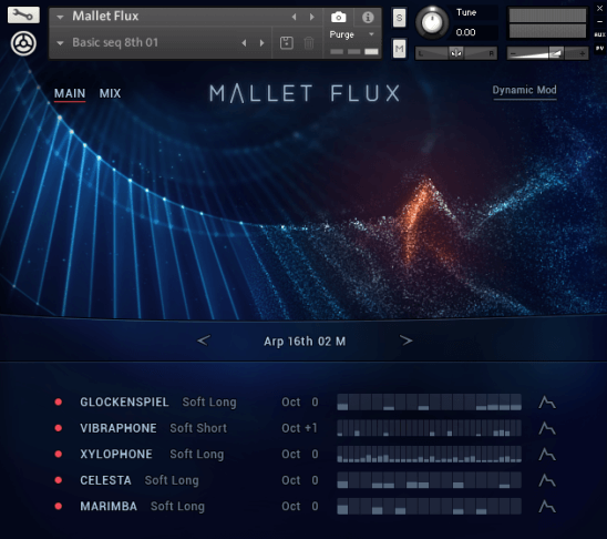 Native Instruments - MALLET FLUX more than just mallets