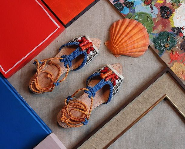 Natural Talents: Stunning, Handcrafted Shoes for Spring