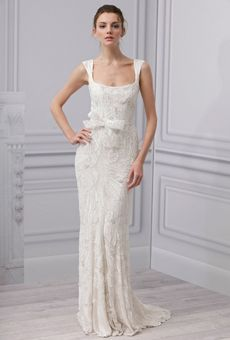 1920s-Inspired Wedding Dresses | 1920s, Monique lhuillier and Wedding