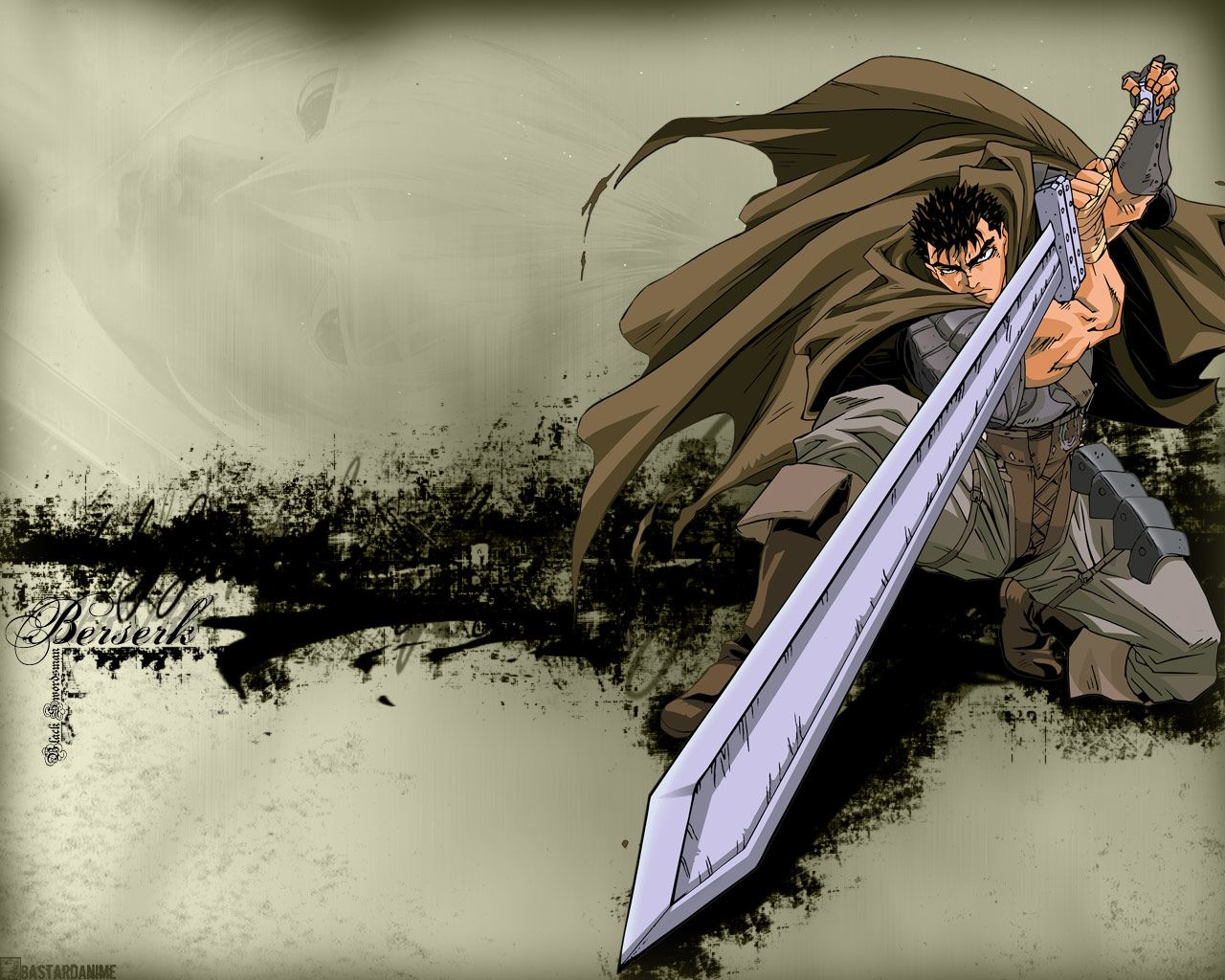 Anime Berserk Gaz Guts Berserk Wallpaper Images For Drawings