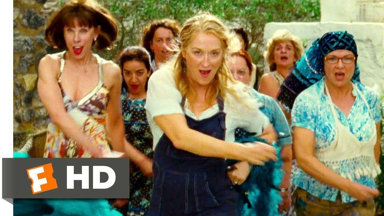 Mamma Mia 2008 Dancing Queen Scene 3 10 Movieclips