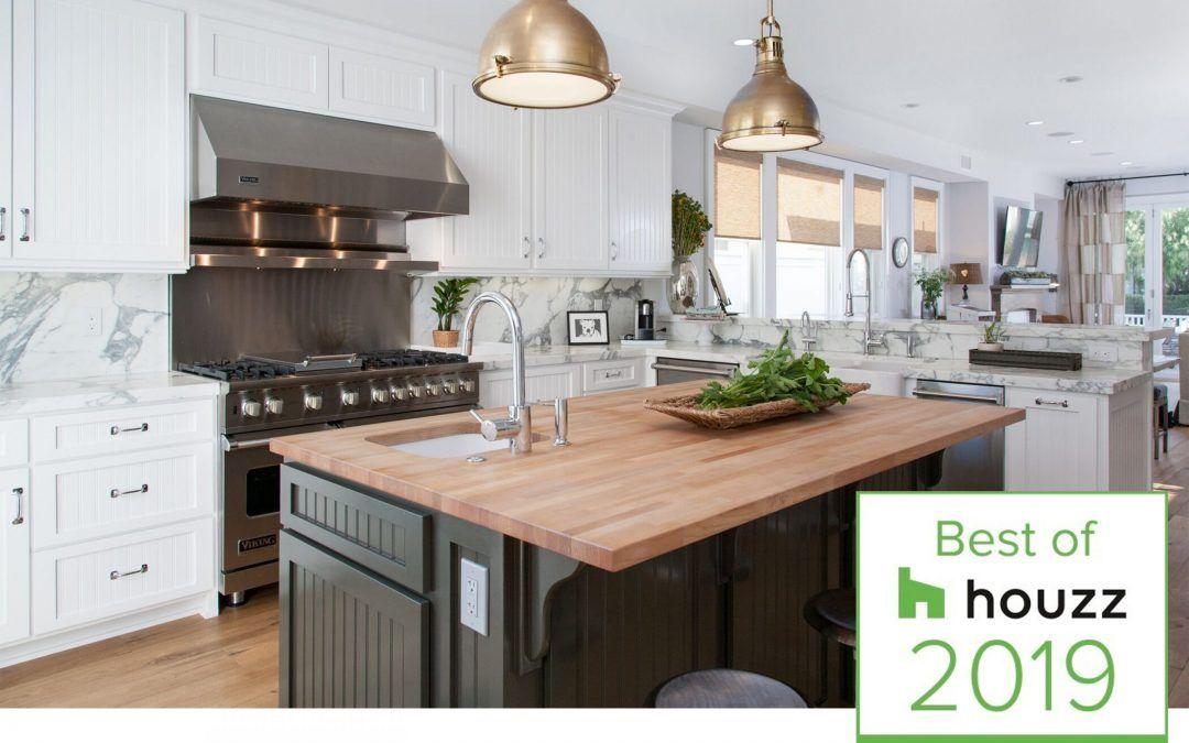 Best of Houzz 2019 | Kitchen styling, Kitchen, White ...
