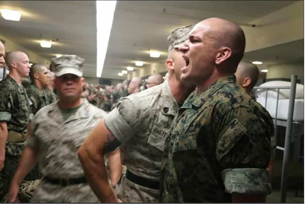 marines officers candidate school