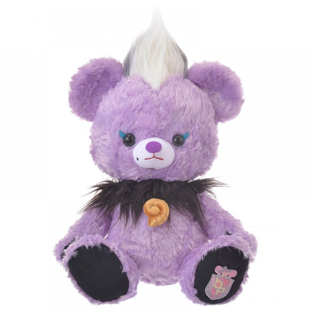 New Disney Store Japan UniBEARsity plush doll Ote From Japan F//S