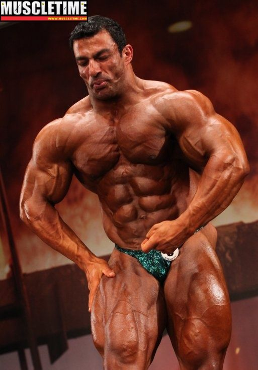 Bodybuilder tarek