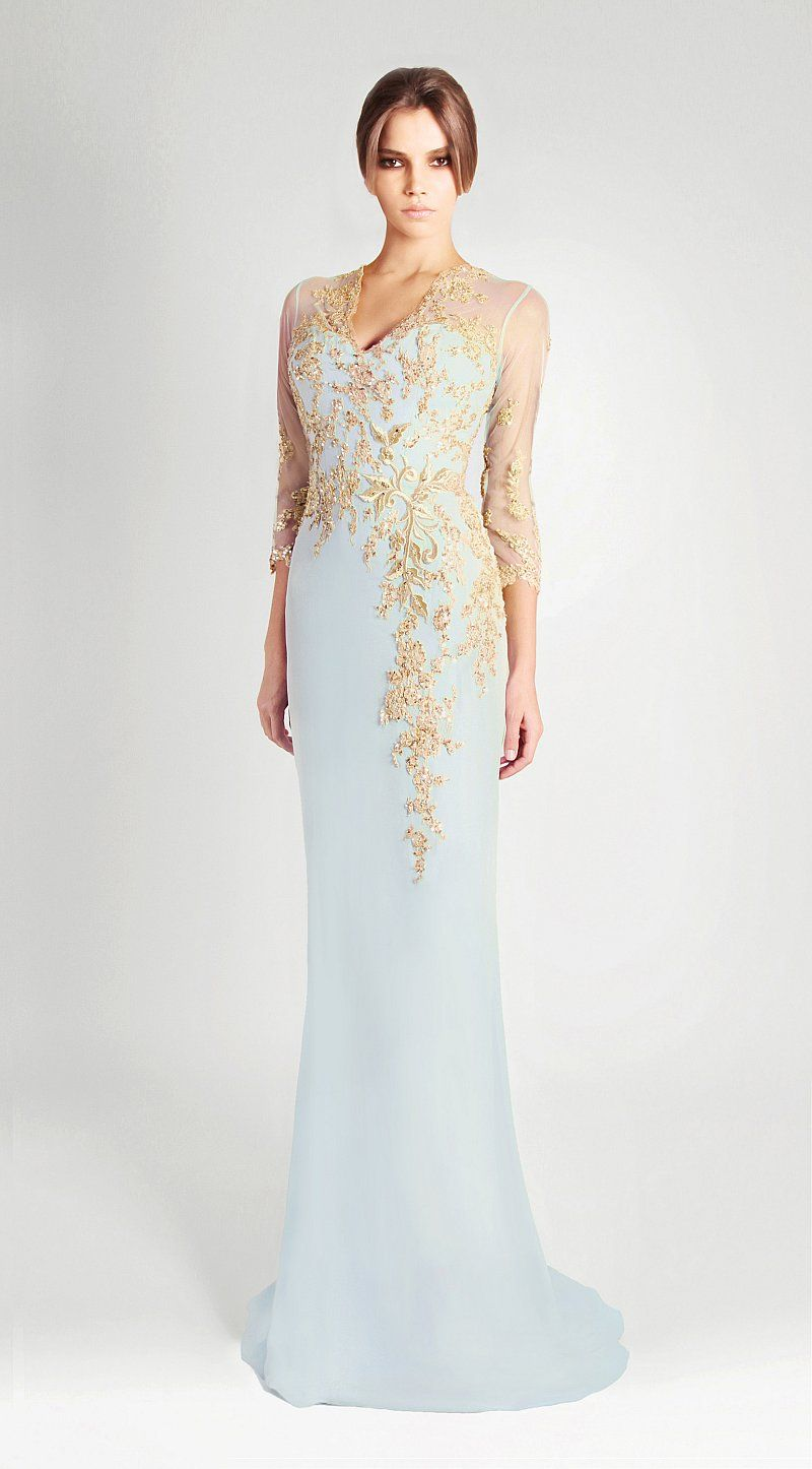 Dresses to wear at a wedding  Georges Hobeika Spring Summer  Ready to Wear  Wedding