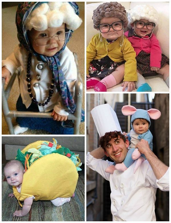 Halloween Costumes 2020 For 9 Month Year Old Babys The Cutest Baby Halloween Costumes   Crafty Morning   Cute baby