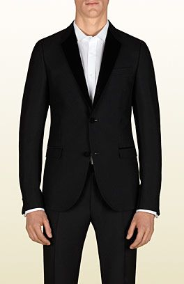 784b53d5a Gucci Dylan 60's Velvet Detail evening jacket | For the guys ...