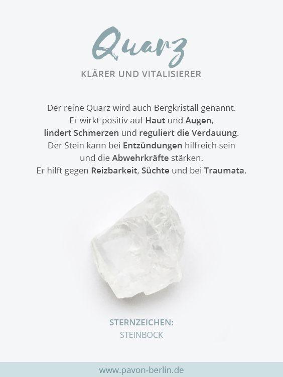 Bedeutung Von Quarz Gemstones Gemstonejewelry Edelsteine Heilsteine Esoterik Halbedelsteine Stein Stone Heilsteine Edelsteine Steine Bedeutung