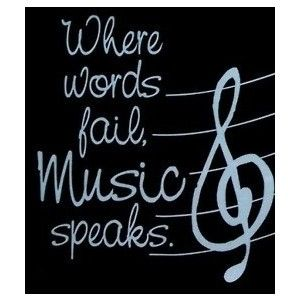 I Love Music Music Life Quote Polyvore