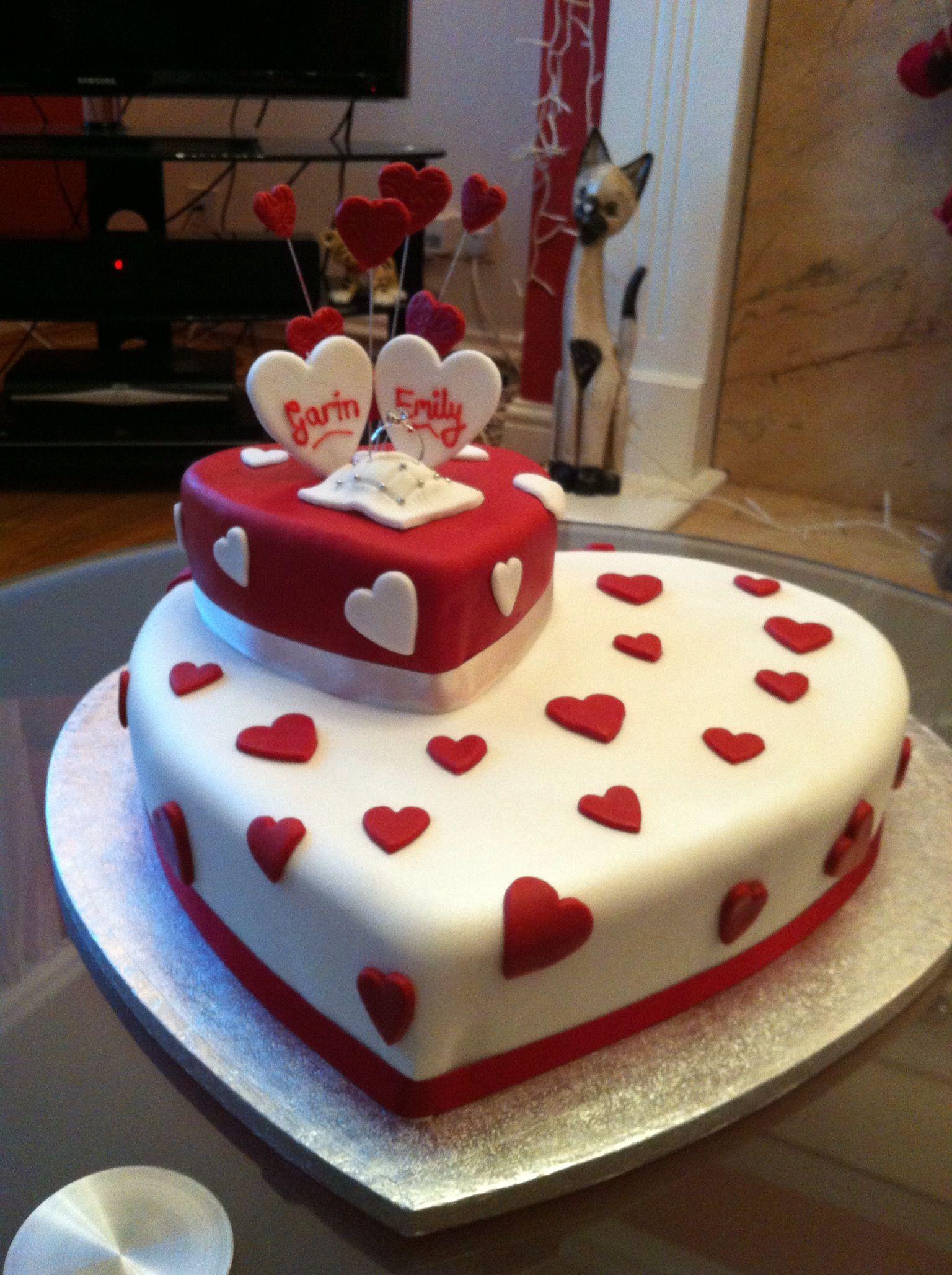 Pin By Sylvia Zinkstok Moinat On Wedding Engagement Cake Design Fancy Wedding Cakes Cool Wedding Cakes