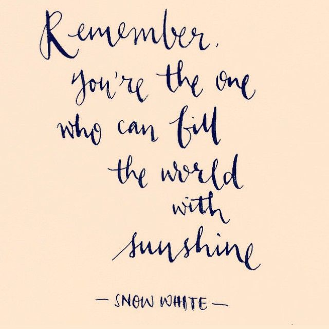 Snow White quote | Real Life | Snow white quotes, Quotes ...