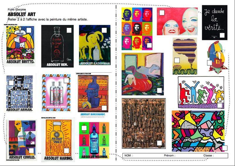 pub histoire de l 39 art artzabert ne cours arts appliques pinterest les sujet pub et. Black Bedroom Furniture Sets. Home Design Ideas