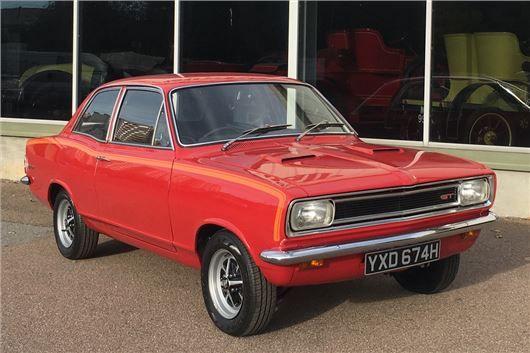 Vauxhall Viva Gt Vauxhall Viva