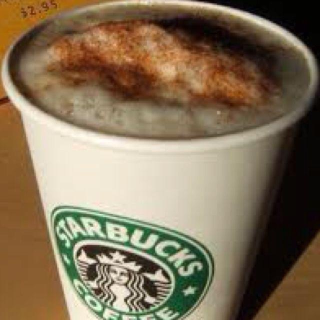 Starbucks - Skinny Cinnamon Dolce Latte