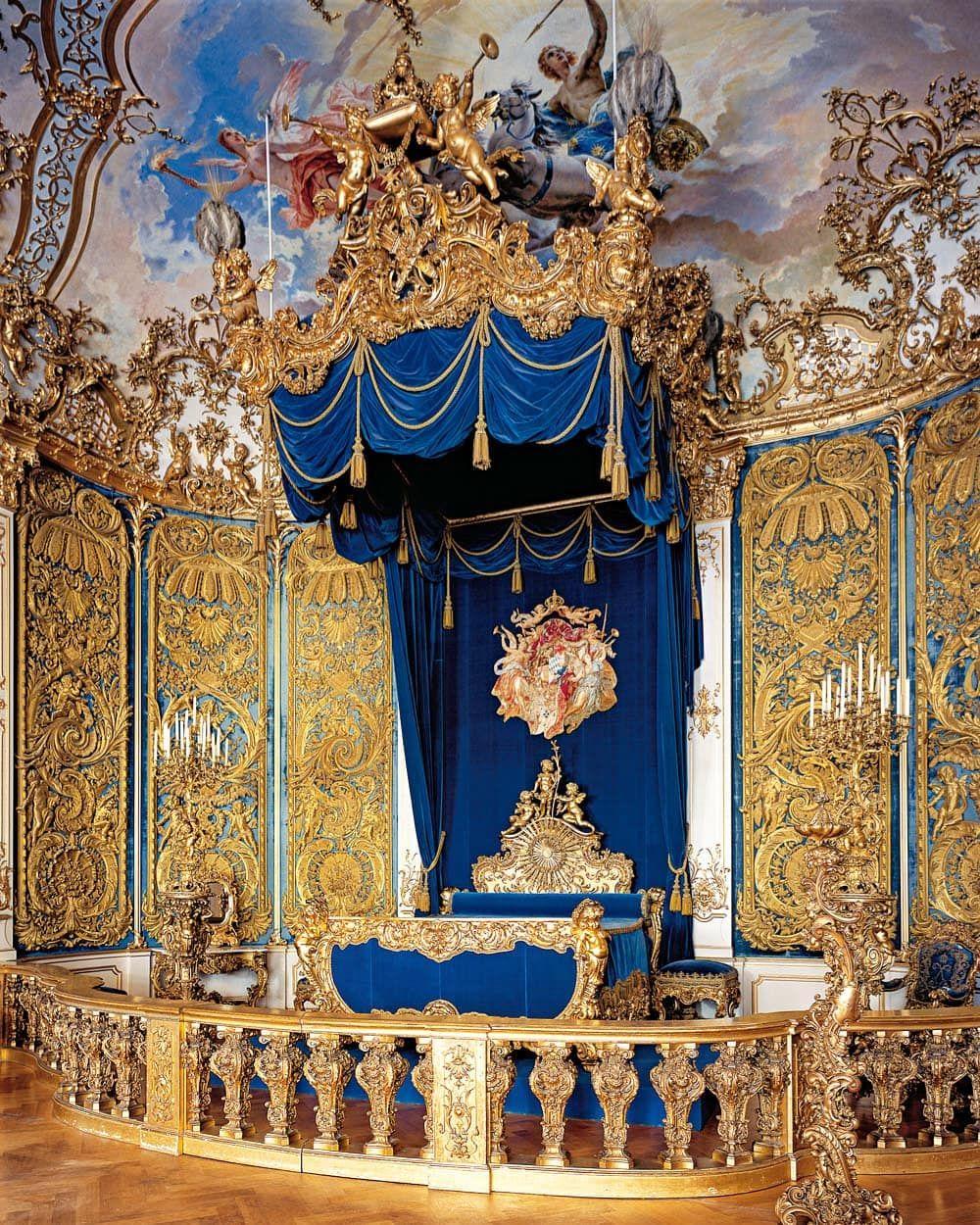 𝗩𝗘𝗥𝗦𝗔𝗜𝗟𝗟𝗘𝗦𝗔𝗗𝗡𝗘𝗦𝗦 On Instagram Let S Spend The Week Exploring The Wonderful Schloss Linder Inside Castles Castles Interior Linderhof Palace