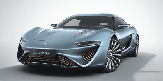 QUANT Sedan e-Sports: paquete de energía con la fuerza bruta