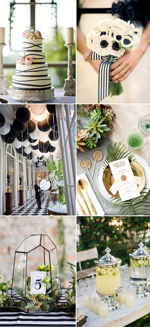 The Best Wedding Themes Ideas For 2017 Summer Elegantweddinginvites Com Blog Modern Wedding Theme Wedding Themes Wedding Modern