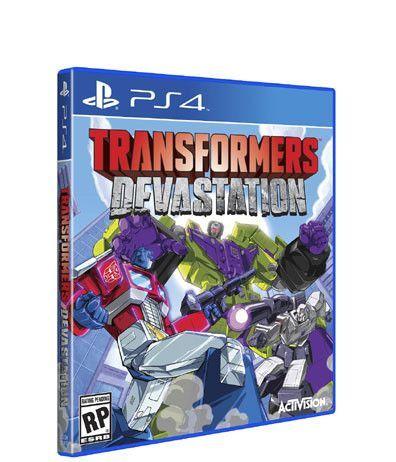 Transformers:Devastation