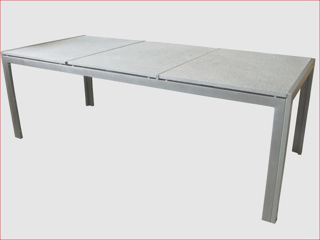 40 Tolle Gartentisch Ausziehbar Metall Konzept Gartentisch