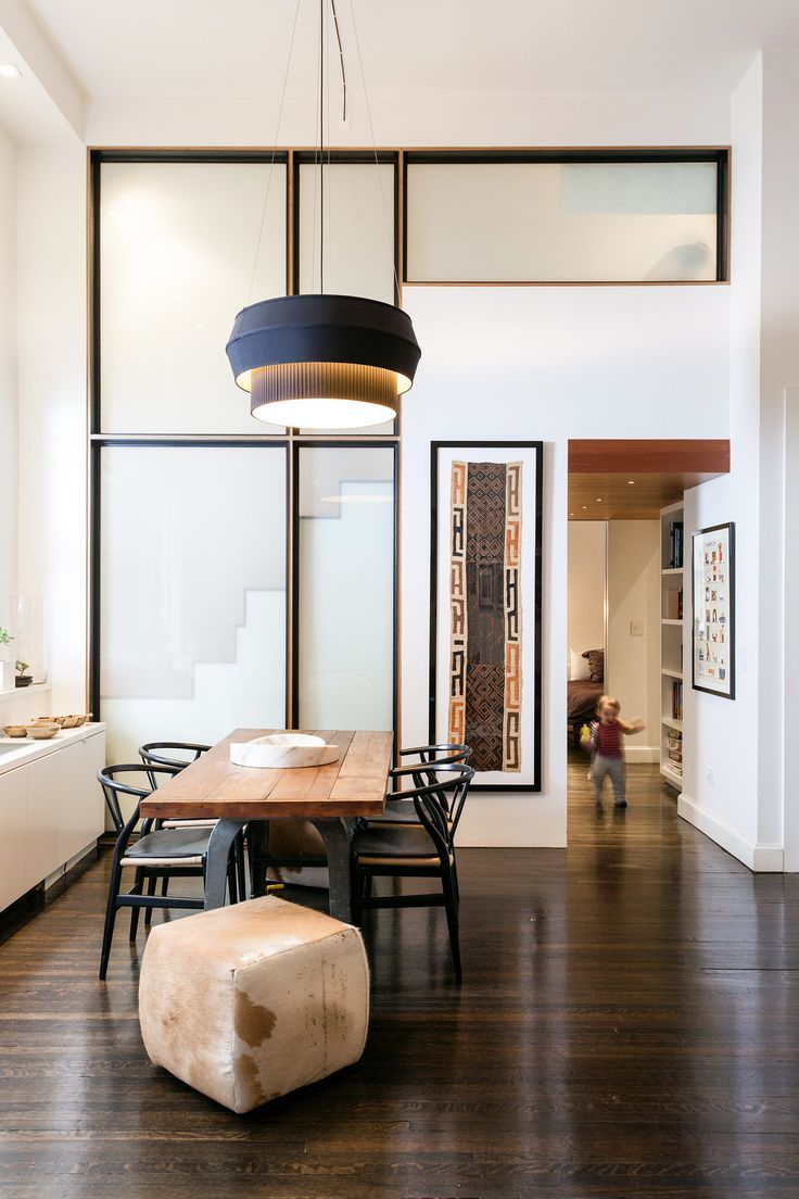 At home in greenwich village show us how carl hansen s room