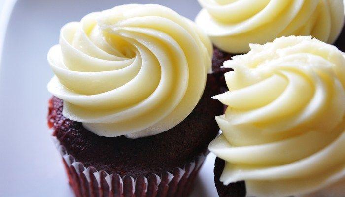 low sugar red velvet cupcakes
