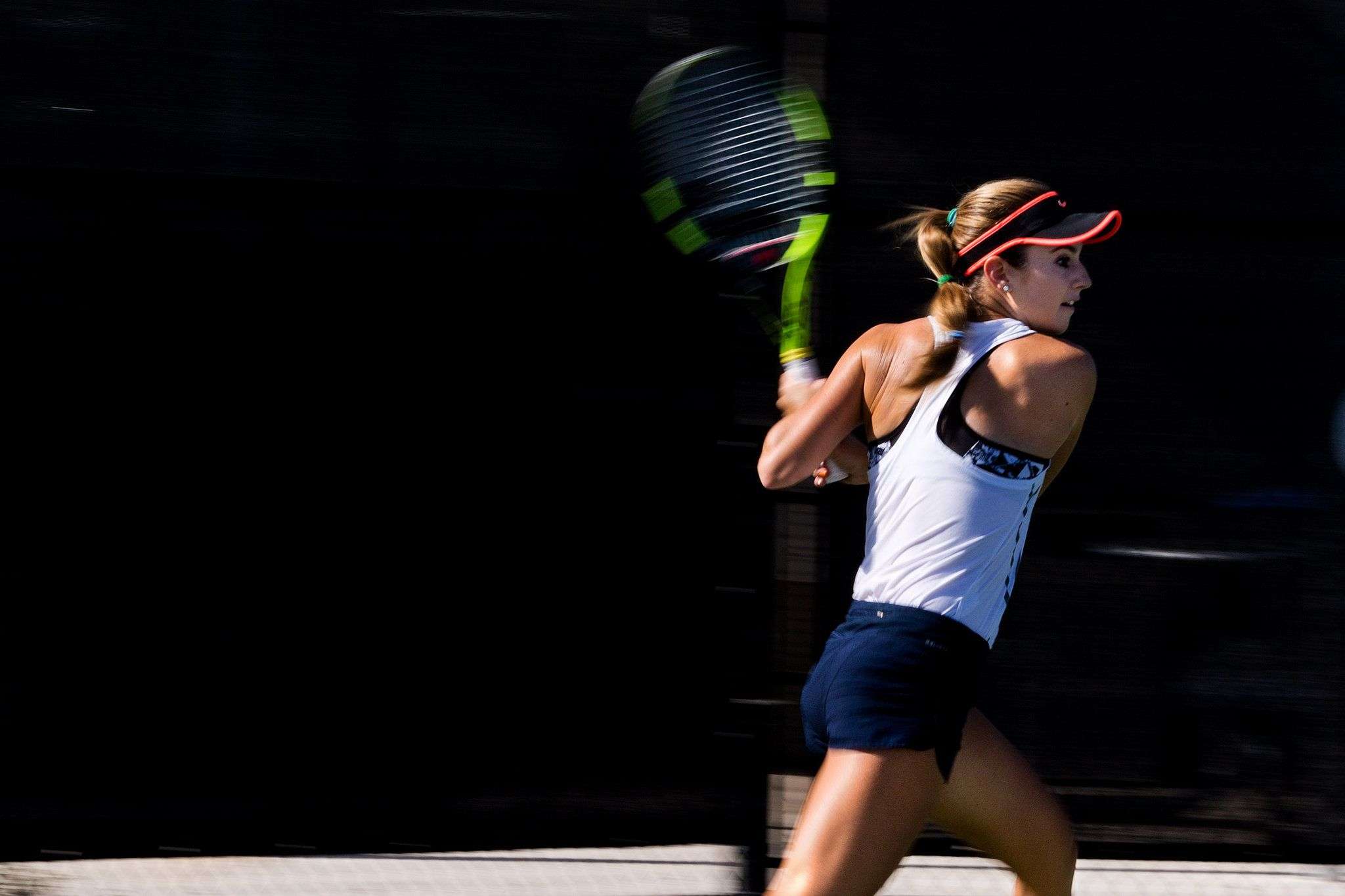 For Cici Bellis A Rising Teenage Star What A Difference A Year Makes Tennis News Players Intense