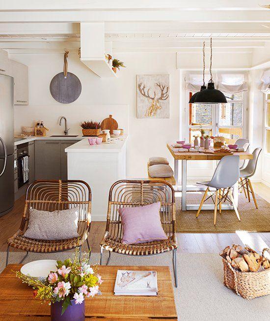 Mesa sillas | Depto Delgado | Pinterest | Twitter, Decoración y Hogar