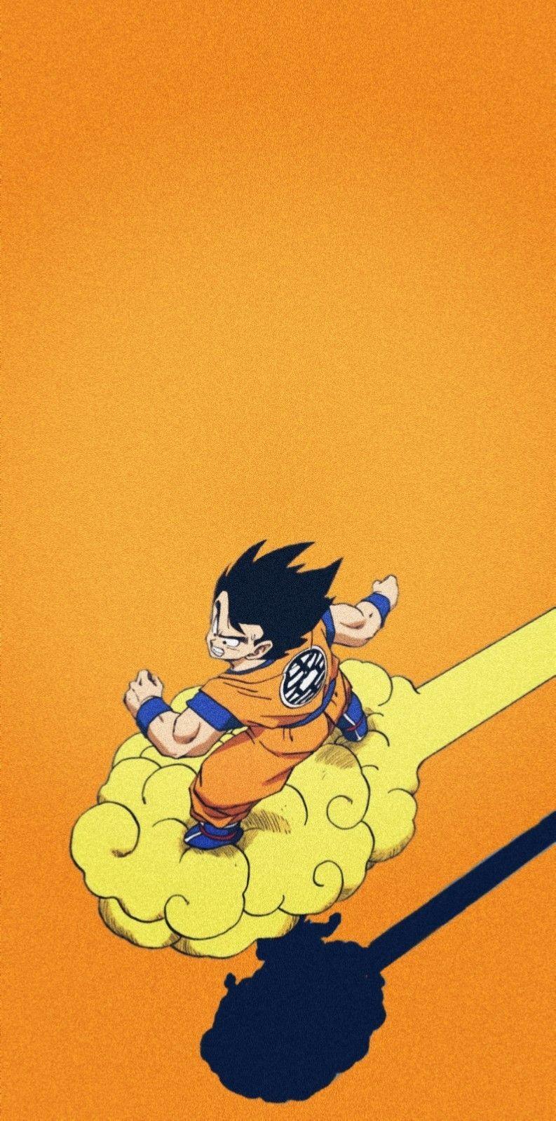 Goku Wallpaper By Raidentadashi In 2020 Dragon Ball Painting Dragon Ball Wallpapers Goku Wallpaper
